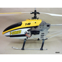 Helicoptero 3ch T640c 2.4g Camera