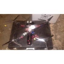 Drone Radio E Bateria Pronto Pra Voar