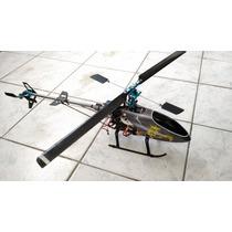 Helicóptero Hk 450 Helimodelismo Completo Align T-rex Clone