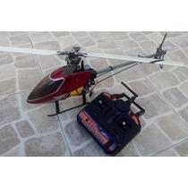 Helicóptero 450 6 Canais 2.4ghz