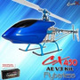 Helicoptero Copterx Ae V2 Flybarless Kit + Eletronica