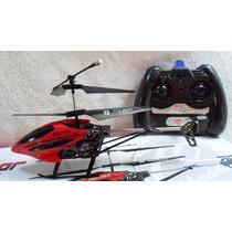 Mini Helicóptero Controle Remoto 360 3.5ch Pronta Entrega