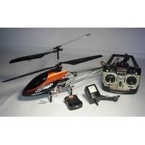 Helicóptero Elétrico Volitation De Metal 2,4 Ghz