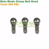 Main Blade Clamp Ball Head Tl48020 Helicóptero Tarot 450 Fbl