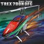 Helicóptero Align T-rex 700n Dfc 3gx Super Combo Rh70n01x