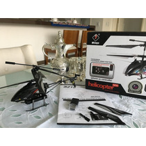 Helicóptero Controle Remoto Iphone Camera Wltoys Modelismo