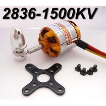 Motor Rc Timer 2836/6 1500kv 368w + Spinner + Montante