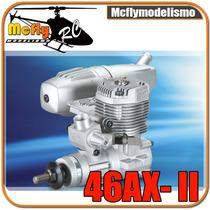 Lançamento Motor O.s 46ax Ll Com Rolamento 46 Ax 2 Engine