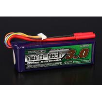 Turnigy Nano-tech 3000mah 6s 25~50c Lipo Pack Bateria