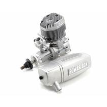 Motor Os 120ax-be Bioetanol Com Muffler Vela Pronta Entrega