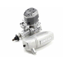 Motor Os 120ax-be Bioetanol 20cc Muffler Vela Pronta Entrega