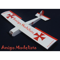 Kit Aeromodelo 1,2mt Ugly Stick Depron + Linkagem + Brindes