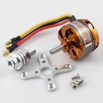 Motor Rc Timer 3530/14 - 1100kv 315w + Spinner + Montante