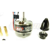 Motor Turnigy L3010b 1300kv 420w Brinde Bullets Spinner Aero
