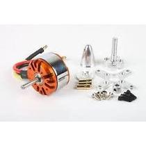 Aeromodelo Motor Brusheles 35/30/1700kv Empuxo 1.5kg