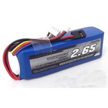 Bateria De Lipo Tx Para Radio Turnigy 9x 2650mah 3s 1c