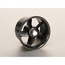 Turbina 64mm Edf Ducted Fan Com Hélice 5 Pás - Fúria Hobby