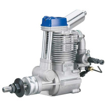 Motor Magnum Xl91 Rfs 4t Blue Aero Rc Ringed Engine 210868