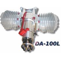 Motor Gasolina Da 100cc Desert Aircraft Mda100