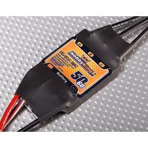 Speed Control (esc) Hobbyking Ss 50a Brushless (7339)