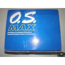 Motor O.s. Max 50 Sx- Zero - Não É Futaba