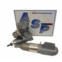 Motor Glow Asp 52a - 2 Tempos