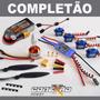 Super Kit Combo Turnigy D2830/11 Brushless Avião Aeromodelo