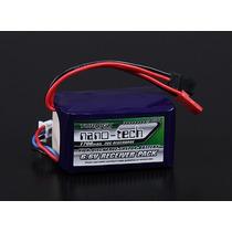 Life Bateria 1700mah 2s 20c 6.6v Turnigy Nano Radio Receptor