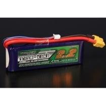 Bateria Turnigy Nano-tech Lipo 3s 2.2 Mah 11.1v 25~50c