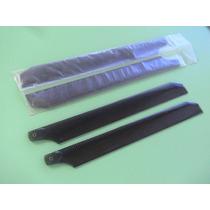 Par Carbon Blade Hélice Principal - 315mm Fibra Carbono Pás