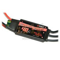 Esc Emax Simonk 40a Ubec 5v 3a Para Multi-rotores - Original