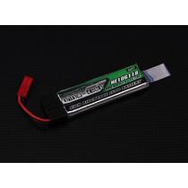 Bateria Turnigy Nano-tech 600mah 1s 35c Lipo Alta Potência