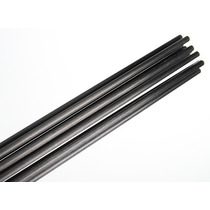 Vareta Fibra De Carbono - Carbon Fiber Rod (solid) 1x750mm