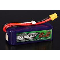 Bateria Lipo 3s 2200 Turnigy Nano Tec 25-50c