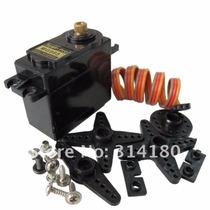 Servo Motor Mg995 Engrenagens De Metal 55g
