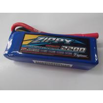 Bateria Lipo 3s 11.1v 2200mah 45-55c Zippy Flightmax