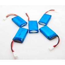 Bateria Drone Hubsan X4 H107 H107c H107d 500mah 3.7v