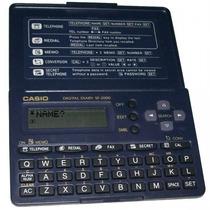 Agenda Eletronica Casio Sf2000 Escritorio Total