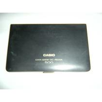 Agenda Eletrônica Casio Dc - 7500a Data Bank 500