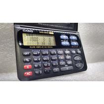 Casio Data Bank Dc-7600k Itém De Colecionador