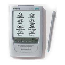 Agenda Eletrônica Casio - Modelo Pv-s250 - 2 Mega