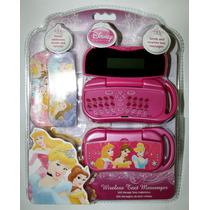 Agenda Eletrônica, Mensagen Texto, Senha Disney Princesas