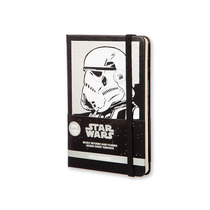 Agenda 2016 Moleskine 12m Ed Lim Star Wars Semanal Pocket