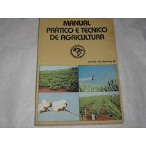 Livro Pratica E Tecnica De Agricultura De Ody Silva Ed 1982