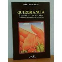 Livro Quiromancia Mary Anderson