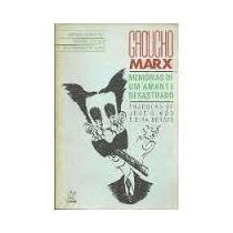Livro Memórias De Um Amante Desastrado Groucho Marx