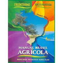 Manual Brasil Agrícola: Principais Produtos Agrícolas