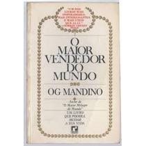 Livro O Maior Vendedor Do Mundo Og Mandino