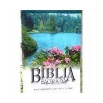Livro Bíblia Sagrada Nova Tradução Na Linguagem De Hoje