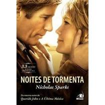 Livro Noites De Tormenta Nicholas Sparks